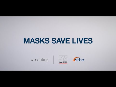 Health Officials Launch Ad Campaign to Encourage Mask Use