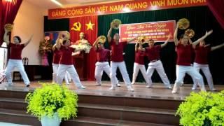 Thái Cực Cầu mây CLB TDTT phường Sơn Lộc Sơn Tây