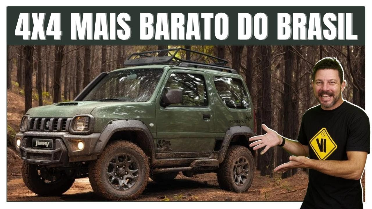 suzuki jimny saiba tudo sobre ele em 5 minutos youtube. Black Bedroom Furniture Sets. Home Design Ideas