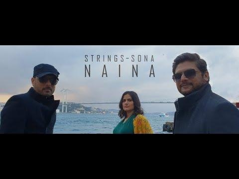 Naina | Strings | Sona Mohapatra | 30 | (Official Music Video)