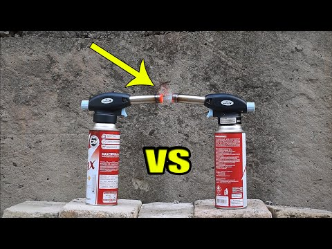 Thumbnail: GAS TORCH VS GAS TORCH