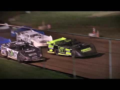 Ohio Valley Speedway Gibby's King Championship Late Model Heats 9-15-18