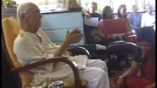 Рамеш Балсекар 30 мая 2008 года, часть 10