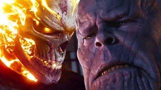 Призрачный Гонщик убьёт Таноса в Мстителях 4?
