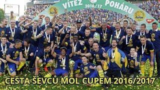 FC FASTAV Zlín - Cesta MOL Cupem 2016/2017