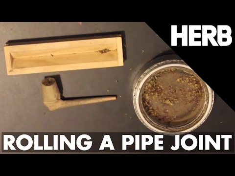How to Roll a Joint Pipe | Mastering The Art of Rolling