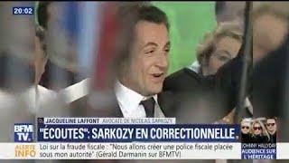 """Avocate de Nicolas Sarkozy: """"Nous contestons la façon dont la procédure se déroule"""""""