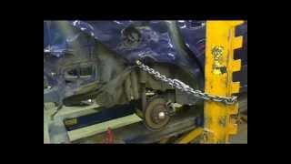 Кузовные работы,замена арки МОСКВА  CAR-O-LINER