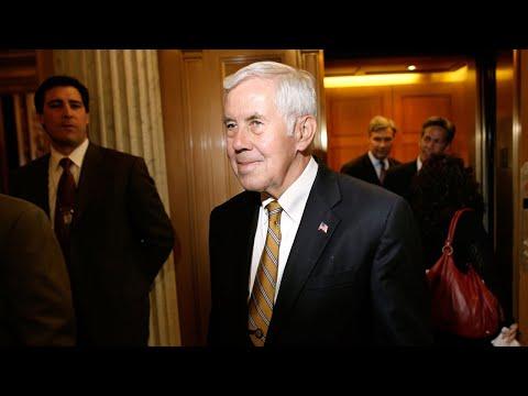 Former U.S. Sen. Richard Lugar dies