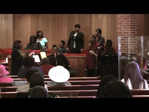 The First Baptist Church Of Cherry Hill  Jeffreys  Family and Vocal Choir Praise and Worship
