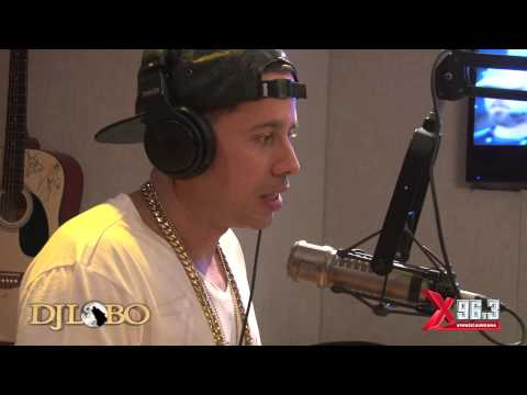 X96.3 De La Ghetto Interview w/ DJ Lobo