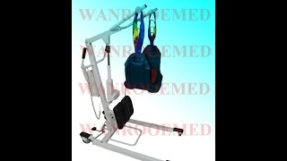 China Supplier For Patient Hoist,power patient lifts,stand Assist Lifts,hydraulic Lift