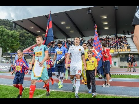 Highlights: FC Chiasso vs. FC Basel (0:1) - 17.09.2017