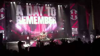 Скачать The Downfall Of Us All A Day To Remember Live