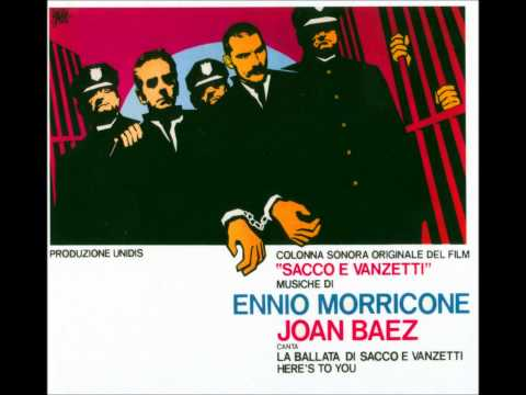 Ballad of Sacco & Vanzetti, Part 1 (film soundtrack, 1971)