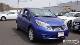 Come See the 2016 Nissan Versa Note and Sedan in NY!