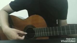 Đừng ai nhắc về anh ấy - guitar cover by Hùng Đinh