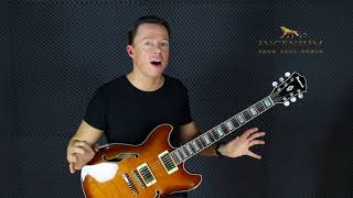 Baixar How to practice modes using pentatonic scales - Guitar mastery lesson