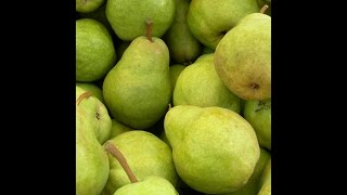 Shout out to all my pears