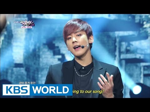 TEEN TOP - Missing | 틴탑 - 쉽지 않아 [Music Bank HOT Stage / 2014.10.10]