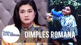 Dimples shares her initial reaction upon learning that her daughter already has suitors | TWBA
