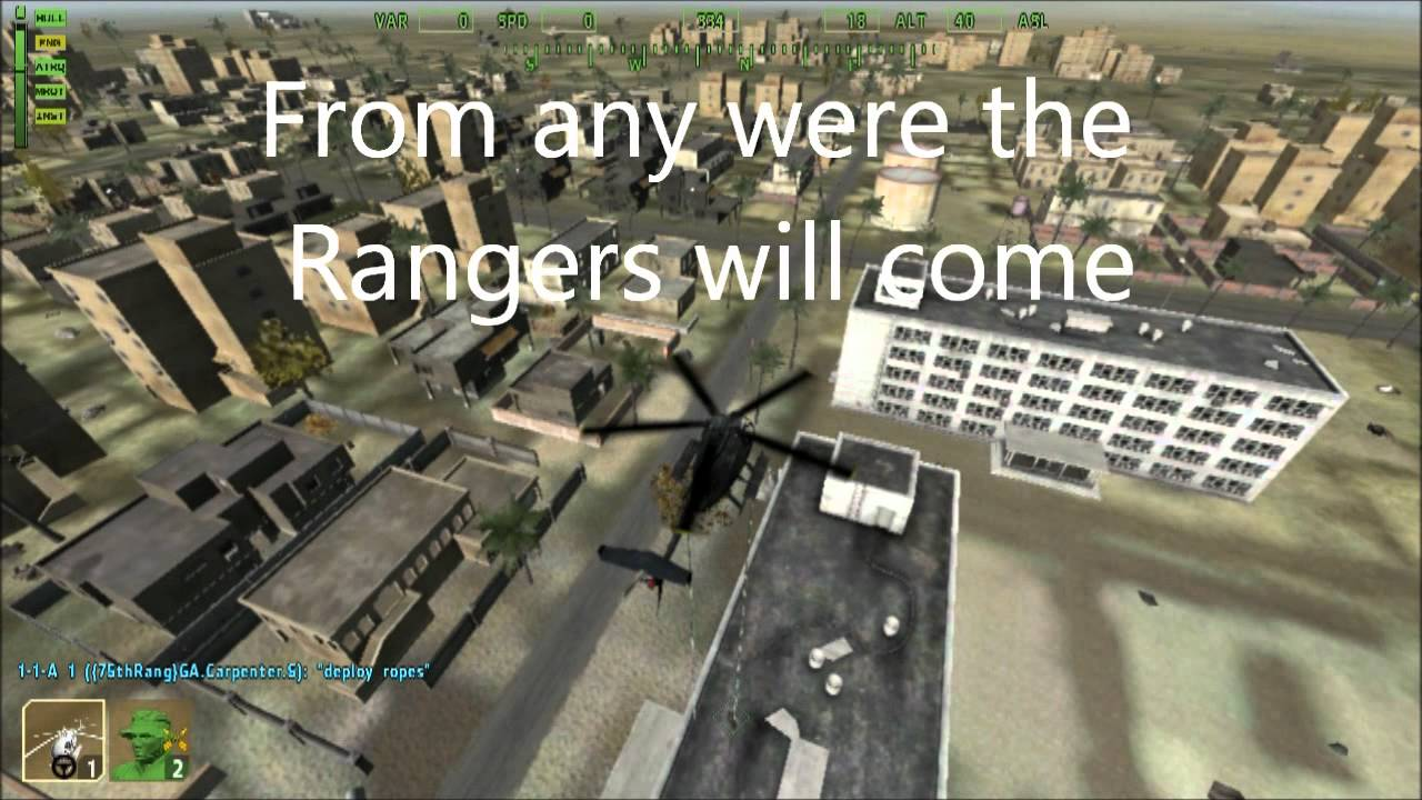 Arma 2 clan 75th Rangers Gaming Regiment is Recruiting ...  Arma 2 clan 75t...