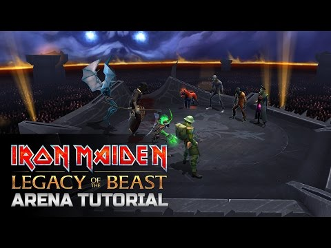 Iron Maiden: Legacy of the Beast Arena Tutorial