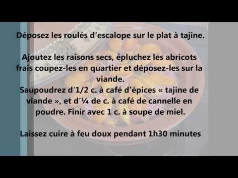 recette-tajine-d'escalopes-de-veau-farcies-à-la-mangue
