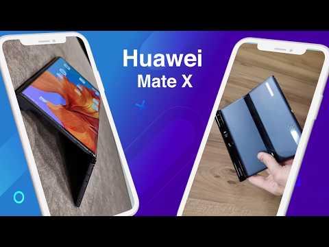 Top 3 Best Foldable Smartphones 2019-20