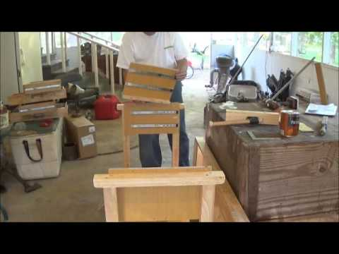 Building the Harbor Freight Windsor Wood Workbench