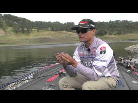 Fishing Paddletail Swimbaits with Chris Zaldain
