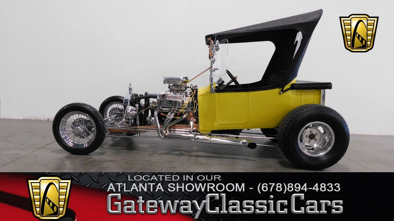 1923 Ford T-Bucket - Gateway Classic Cars of Atlanta #354