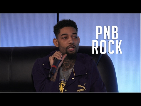 PNB Rock on Music, Fatherhood + DMing His Celeb Crushes