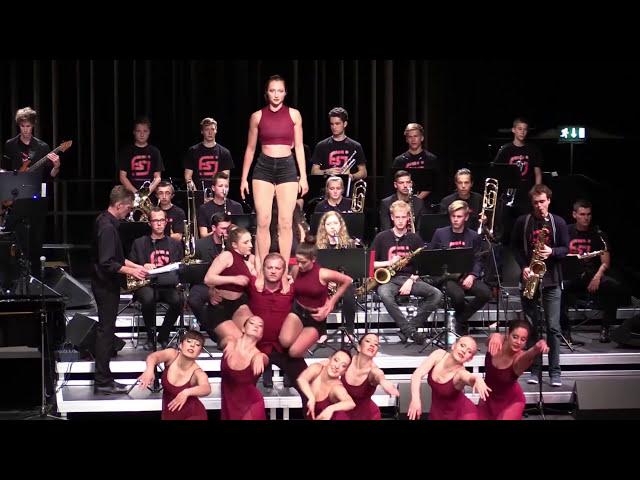 MOVE TO THE BIGBAND - FSJ-Konzert mit Tänzern 2016 (Zusammenschnitt)