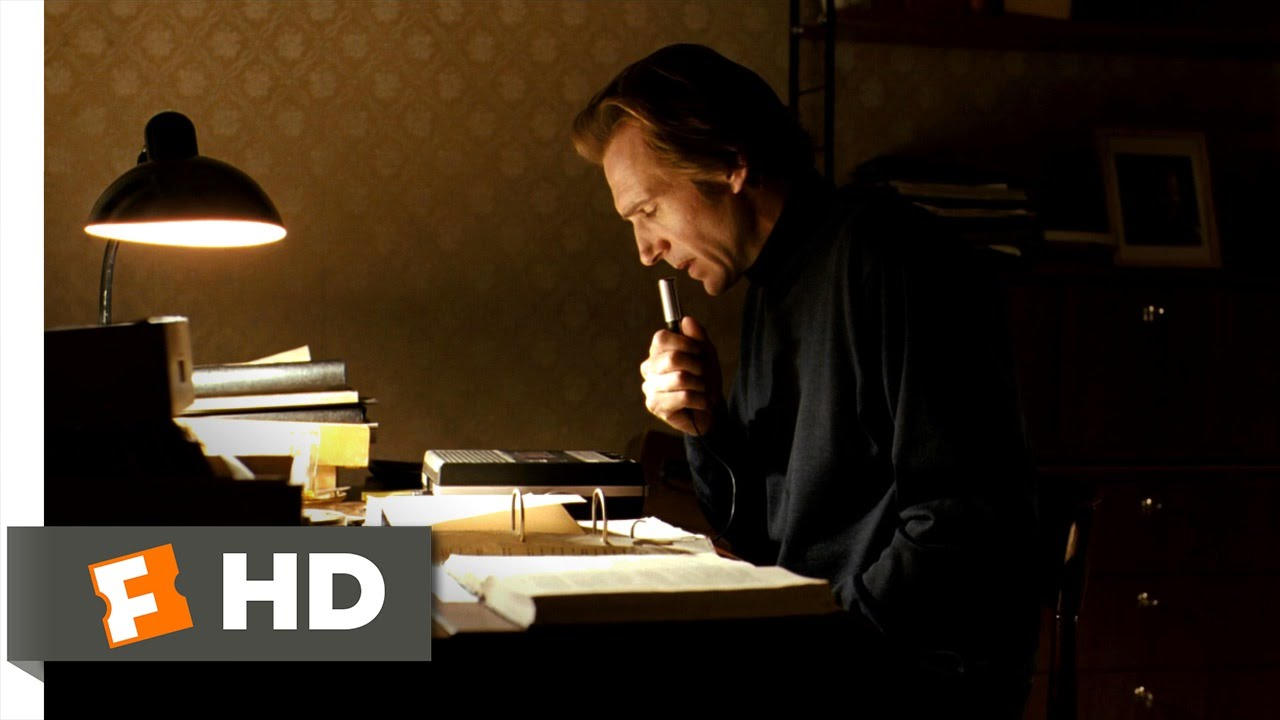 the reader 810 movie clip books on tape 2008 hd