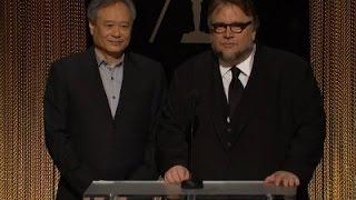 2016 Oscar Nominations Pt 1