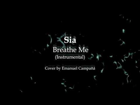 Sia - Breathe Me (Instrumental) Karaoke