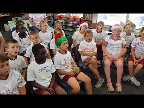 Merry Christmas and thanks from Our Global Classroom