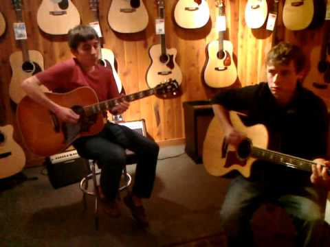 king of the blues acoustic room blue canton guitar center youtube. Black Bedroom Furniture Sets. Home Design Ideas