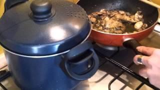 Il Segreto Per Preparare Una Perfetta Pasta Ai Funghi!