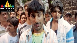 Happy days funny scenes nikhil vs vamshi krishna | varun sandesh,tamannah | sri balaji video