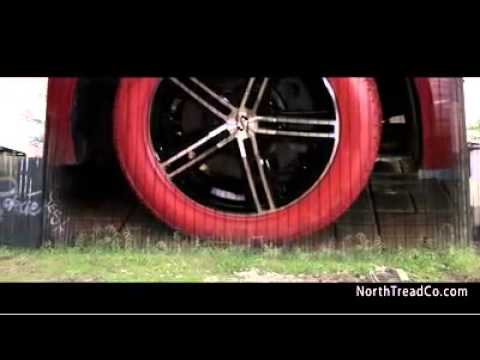 Northtreadco.com: Revolutionizing The Tire Industry (North Tread Company LLC) Introduces Color Tires [User Submitted]