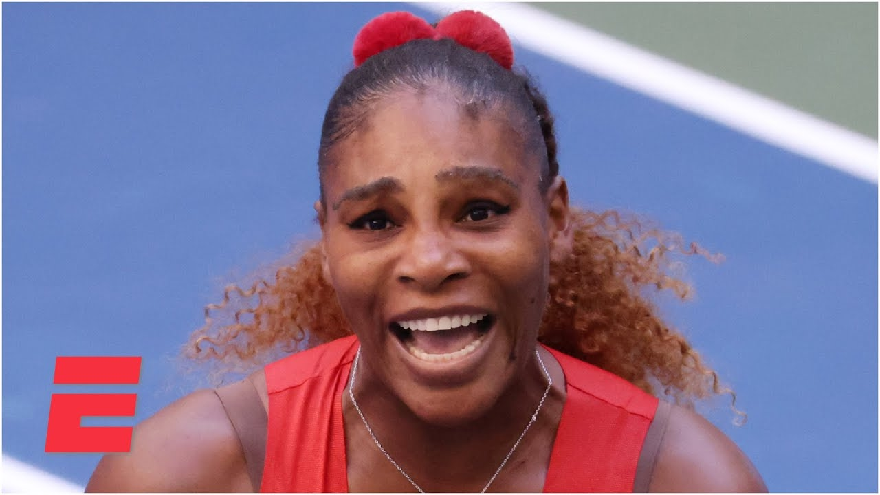 Serena Williams defeats Sloane Stephens to advance | 2020 US Open Highlights