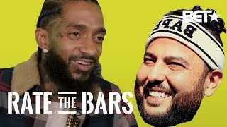 Nipsey Hussle Compares Belly To Einstein | Rate The Bars
