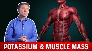 Potassium Prevents Muscle Mass Loss & Body Fat