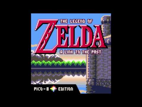 The Legend of Zelda: A Link to the Past Soundtrack (Pico-8 Edition)