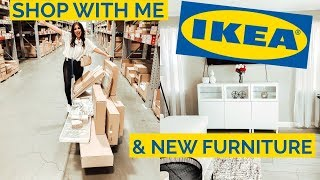 IKEA Shop with ME & HAUL of what i BOUGHT for my NEW HOME