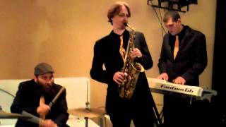 Jaco Pastorius - The Chicken - a LIVE cover by wedding music band Shir Soul