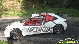 Rallye Mont-Blanc Morzine 2015 ( test Fred Comte Xsara WRC )