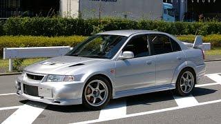 Test Drive - 1999 Mitsubishi Lancer Evolution VI - SSR, Greddy, Tomei, Fujitsubo